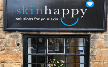 Arriving in Linlithgow and what Skin Happy Offers